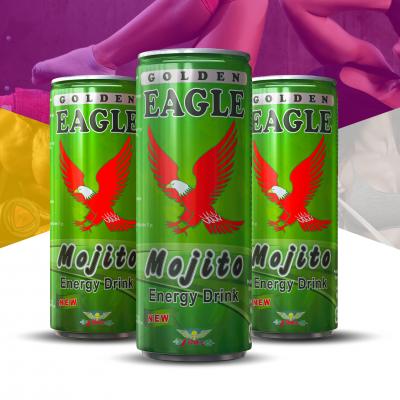 Mojito Energy Drink