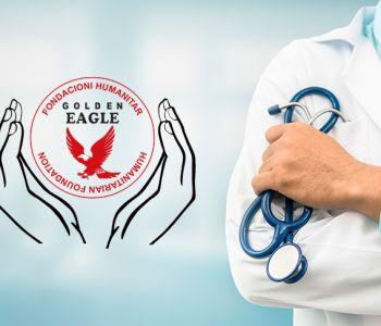 Fondacioni Humanitar Golden Eagle ndan 13000 euro për mantilbarëdhet